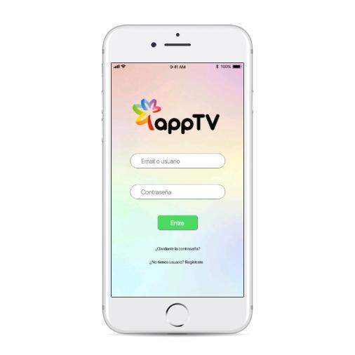 Diseño appTV 5